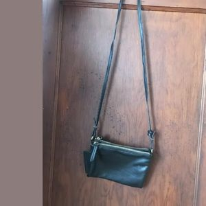 Old navy cross body Bag Faux leather